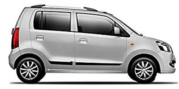 Book WagonR at Siliguri, Bagdogra Airport, NJP